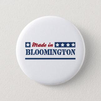 Gjort i Bloomington Standard Knapp Rund 5.7 Cm