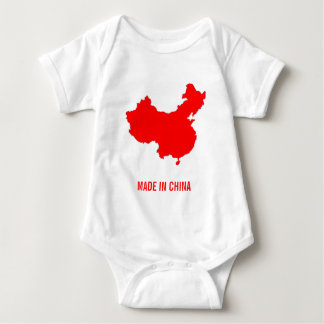 GJORT I CHINA T SHIRT