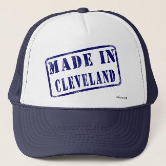Gjort i Cleveland Truckerkeps