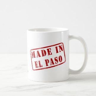 Gjort i El Paso Kaffemugg