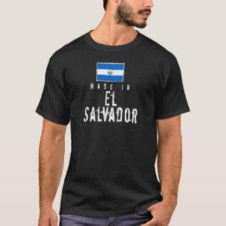 Gjort i El Salvador - mörk Tröja