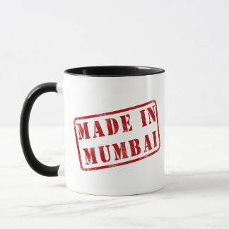 Gjort i Mumbai Mugg