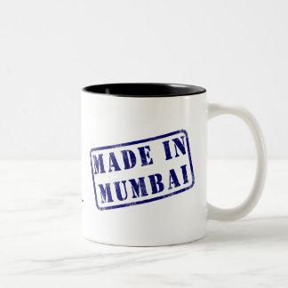 Gjort i Mumbai Två-Tonad Mugg