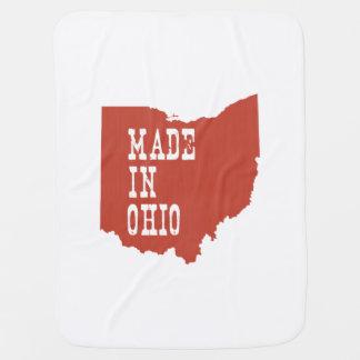 Gjort i Ohio Bebisfilt