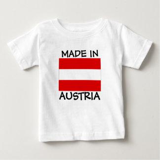 Gjort i Österrike bebisskjorta Tee Shirts