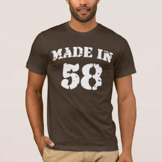 Gjort I skjortan 1958 Tee
