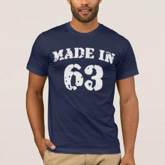 Gjort i skjortan 1963 t shirt