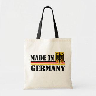 Gjort i Tyskland Budget Tygkasse