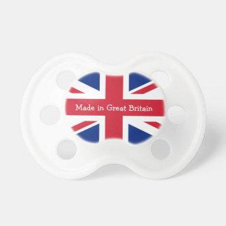 Gjort i underbar Britannien-Union jackflagga Napp