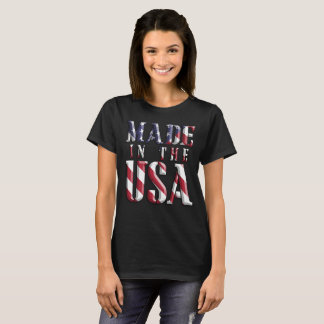 Gjort i USA T-shirts