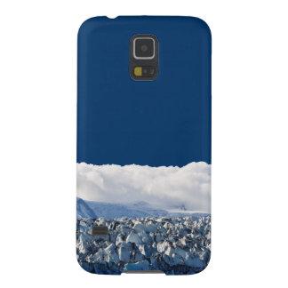 Glaciär och fodral för moln S5 Galaxy S5 Fodral