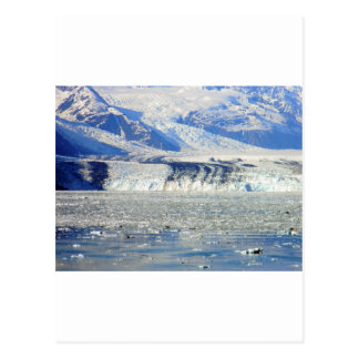 Glaciär Vykort