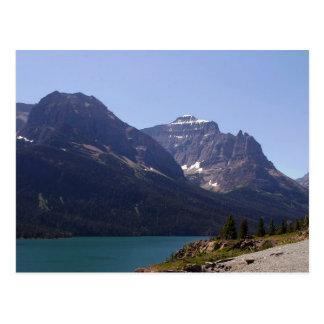Glaciärnationalpark, Montana Vykort