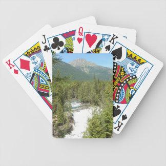 Glaciärnationalpark Spelkort