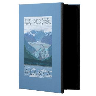 Glaciärplats - Cordova, Alaska Fodral För iPad Air