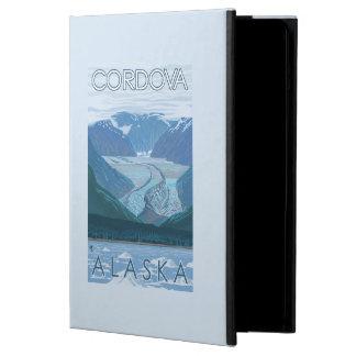 Glaciärplats - Cordova, Alaska iPad Air Fodral