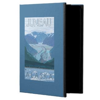 Glaciärplats - Juneau, Alaska iPad Air Skydd