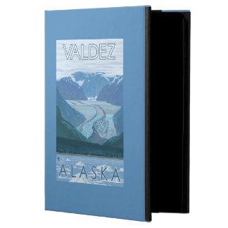 Glaciärplats - Valdez, Alaska iPad Air Skydd