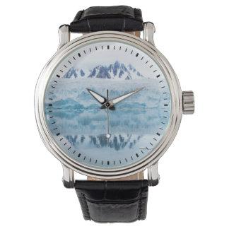 Glaciärreflexioner, norge armbandsur
