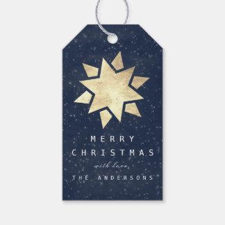 Glad gåva för helgdag till marinen Gol för Presentetikett