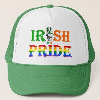 Glad irländsk pridest patrick's day keps