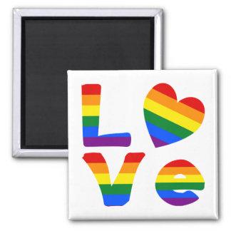 Glad kärlekregnbåge
