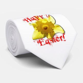 Glad påsk påskliljar 02.2T Slips