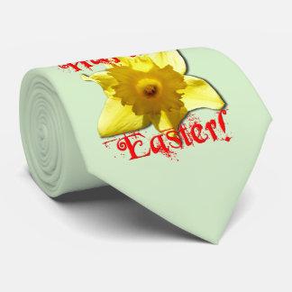 Glad påsk påskliljar 02.T Slips