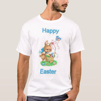 Glad påsk t-shirt