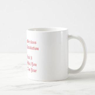 glada christmass kaffemugg