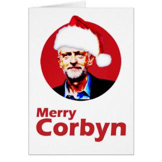 Glada Corbyn - kort