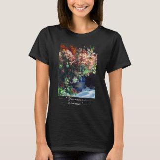 Gladioli i en vasPierre Auguste Renoir målning T-shirts