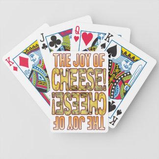 Glädje av ädelost spelkort