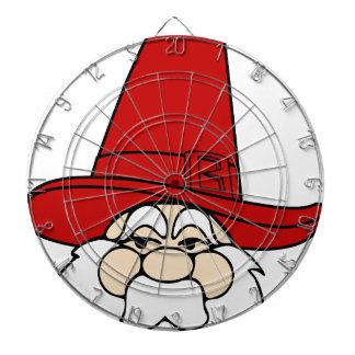 glädje för Santa Claus julhelgdagar Piltavla