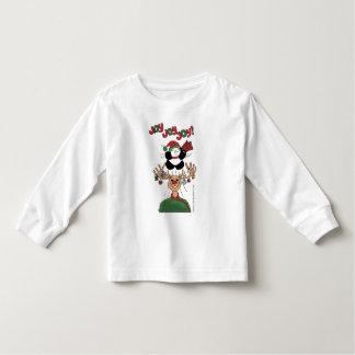 Glädje glädje, glädje till världen t-shirts