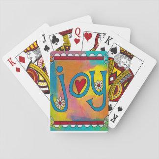 Glädje! Klassiker som leker kort Spel Kort