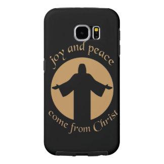 glädje- och fredkom från Kristus Galaxy S5 Fodral