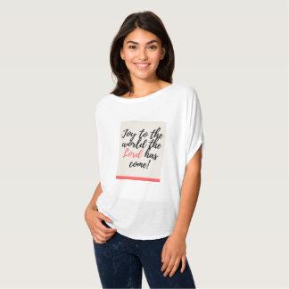 Glädje till världen! tshirts