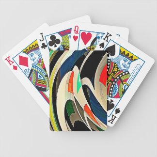 Glädjen av liv spelkort