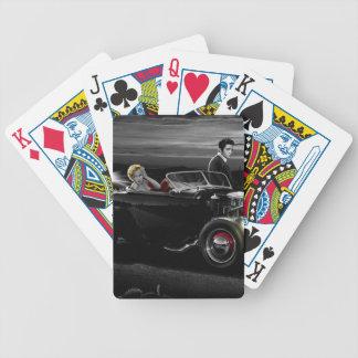Glädjeritt B&W Spelkort