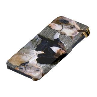 glam hästar iPhone 5 skal