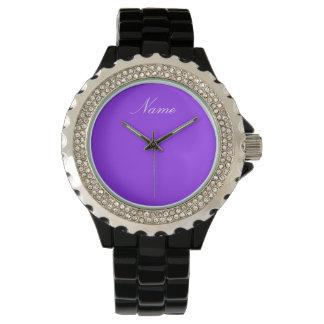 GLAM | tillfogar ditt namn Armbandsur