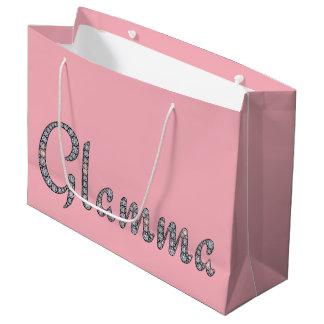 Glamma hänger lös den bling gåvan