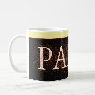 Glamoröst party kaffemugg