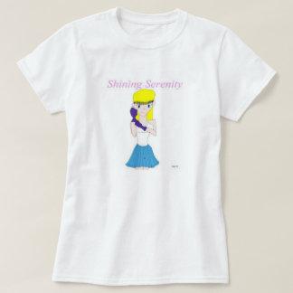 Glänsande SerenityT-tröja Tee Shirts