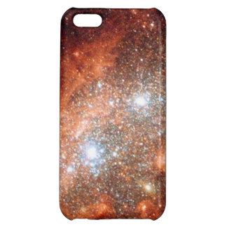 Glansigt rött fodral för galaxiPhone 5 - iPhone 5C Skydd
