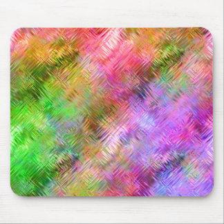 Glas- struktur för färgrik Opal Mus Matta