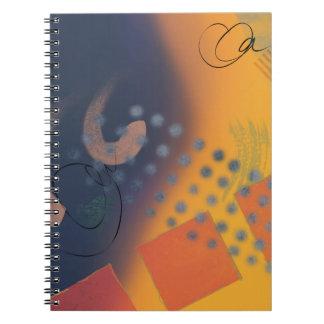 Glasa mig anteckningsbok