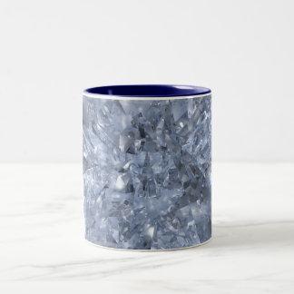 Glass Chards Två-Tonad Mugg