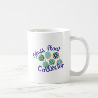 Glass flötesamlare kaffemugg